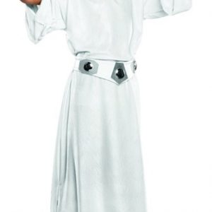 Kids Deluxe Princess Leia Costume