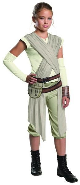 Kids Deluxe Rey Costume