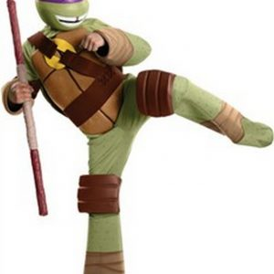 Kids Deluxe TMNT Donatello Costume