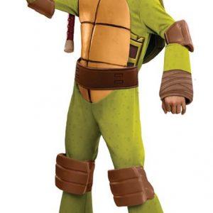Kids Deluxe TMNT Michelangelo Costume