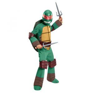 Kids Deluxe TMNT Raphael Costume