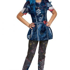 Kids Descendants 2 Evie Costume