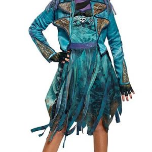 Kids Descendants 2 Uma Deluxe Costume