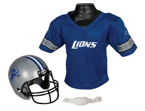 Kids Detroit Lions Uniform