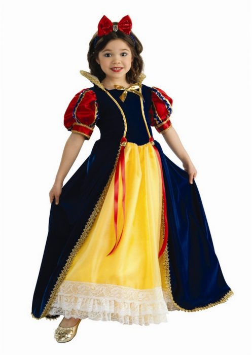 Kids Enchanted Princess Costume