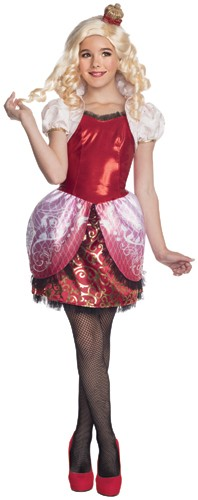 Kids Ever After High Apple White Costume