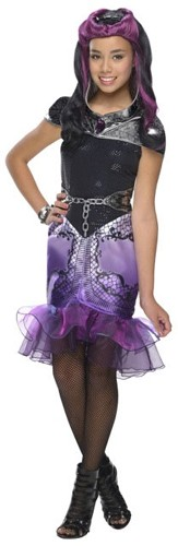 Kids Ever After High Raven Queen Costume