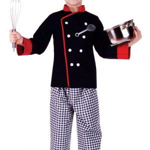 Kids Executive Chef Costume