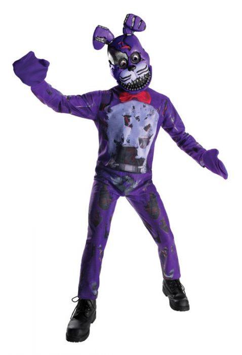 Kids FNAF Nightmare Bonnie Costume