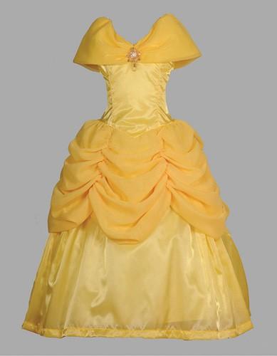 Kids Fairy Tale Princess Costume