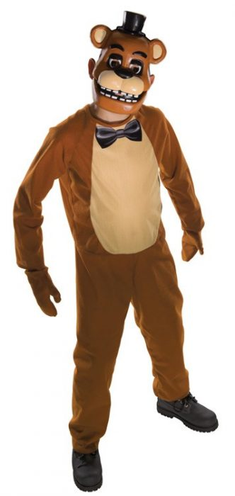 Kids Five Nights at Freddy's Fazbear Costume