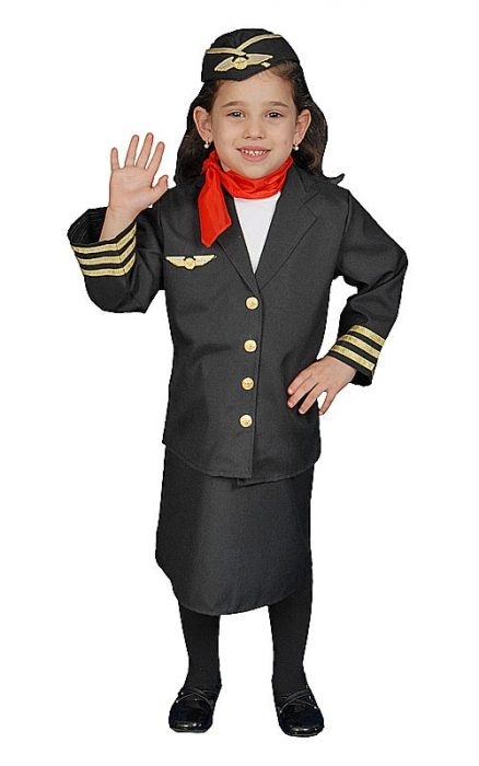 Kids Flight Attendant Set
