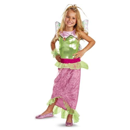 Kids Flora Winx Costume