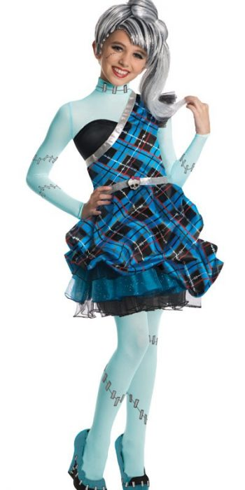 Kids Frankie Stein Sweet 1600 Costume