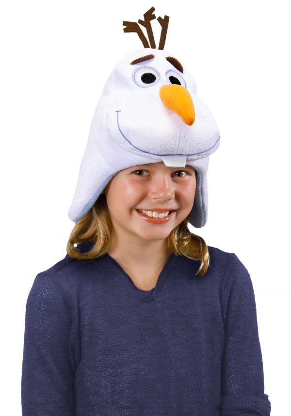 Kids Frozen Olaf Hat