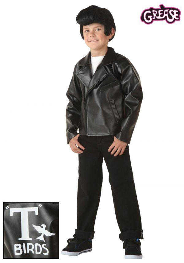 Kids Grease T-Birds Jacket
