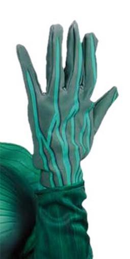 Kids Green Lantern Gloves