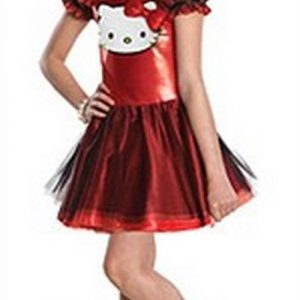 Kids Hello Kitty Costume