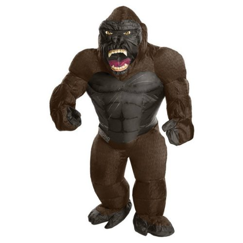 Kids Inflatable King Kong Costume
