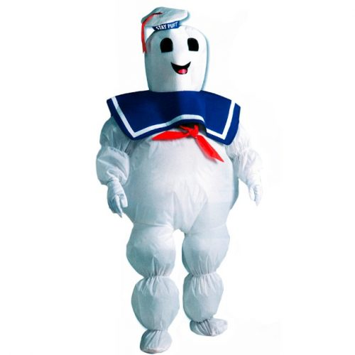 Kids Inflatable Stay Puft Marshmallow Man