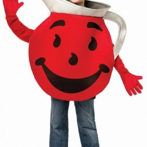 Kids Kool Aid Costume - 7-10