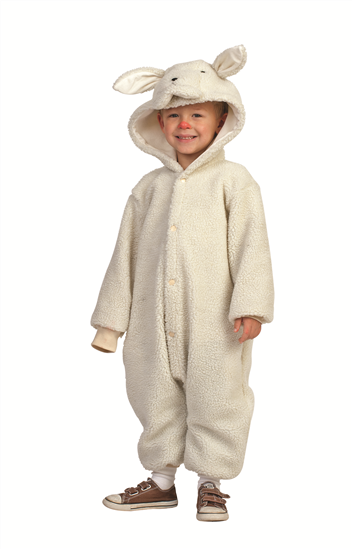 Kids Lamb Funsies Costume