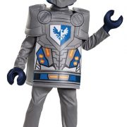 Kids Lego Nexo Knights Deluxe Clay Costume
