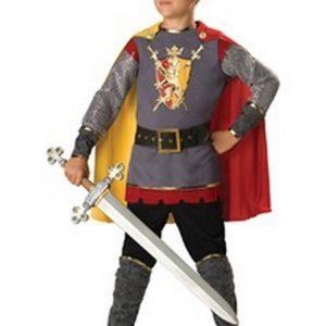 Kids Loyal Knight Costume