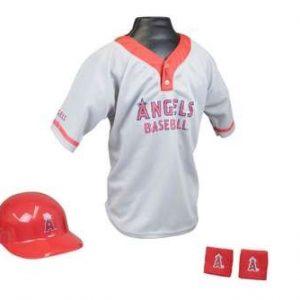 Kids MLB Uniform Set - Anaheim Angels