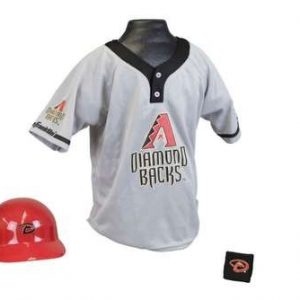 Kids MLB Uniform Set - Arizona Diamondbacks