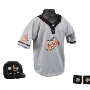 Kids MLB Uniform Set - Baltimore Orioles