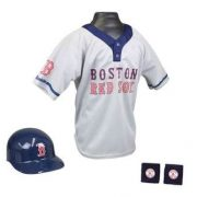 Kids MLB Uniform Set - Boston Red Sox