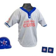 Kids MLB Uniform Set - Chicago Cubs