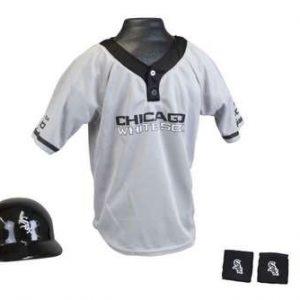 Kids MLB Uniform Set - Chicago White Sox