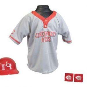 Kids MLB Uniform Set - Cincinnati Reds