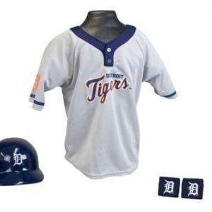 Kids MLB Uniform Set - Detroit Tigers