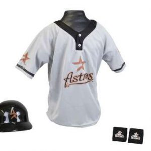 Kids MLB Uniform Set - Houston Astros