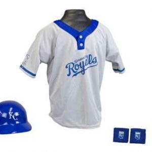 Kids MLB Uniform Set - Kansas City Royals
