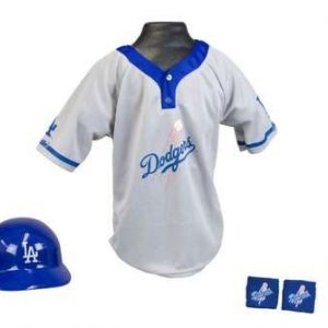 Kids MLB Uniform Set - Los Angeles Dodgers