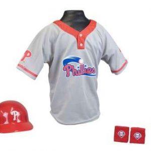 Kids MLB Uniform Set - Philadelphia Phillies