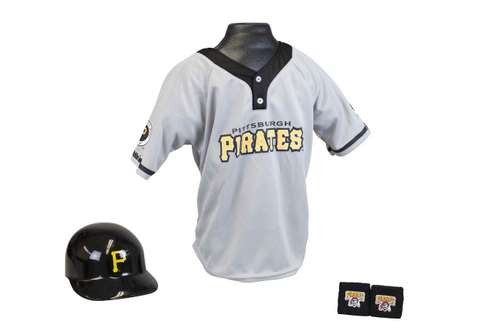 Kids MLB Uniform Set – Pittsburgh Pirates