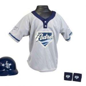 Kids MLB Uniform Set - San Diego Padres