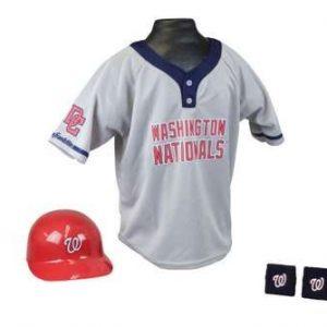Kids MLB Uniform Set - Washington Nationals