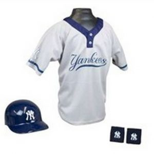 Kids MLB Uniform Set - Yankees