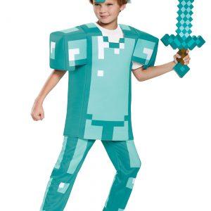 Kids Minecraft Armor Deluxe