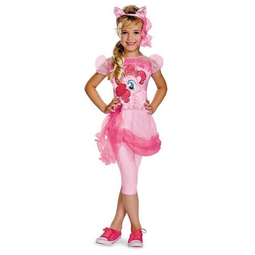 Kids My Little Pony Pinkie Pie Costume