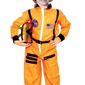 Kids NASA Astronaut Costume