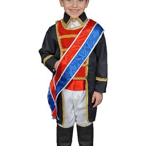 Kids Napoleon Costume