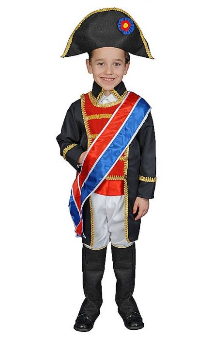 Kids Napoleon Costume