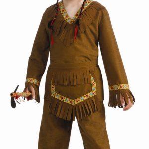 Kids Native American Boy Costume
